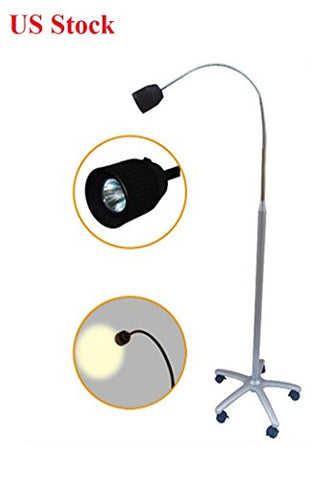 EFK-II Supply Floor Standing LED Shadowless Medical Exam Lamp Halogen Light - llightsdaddy - EFK-II Supply - Lamp Shades