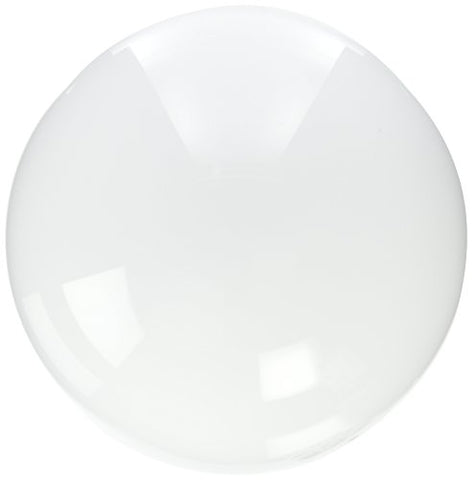 "WESTINGHOUSE Lighting Corp 85571 8"" GLS WHT Ball Globe, 8"" - llightsdaddy - Westinghouse - Fixture Replacement Globes & Shades"