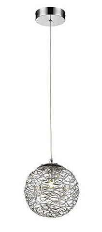 1 Light Mini Pendant 889CH-8MP - llightsdaddy - Z-Lite - Flush mounts