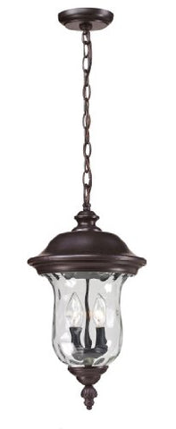 Outdoor Chain Light 533CHM-RBRZ