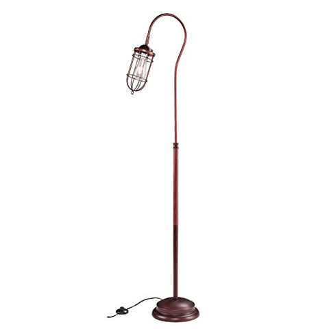 Southern Enterprises Tanner Floor lamp  Southern Enterprises Lamp Shades llightsdaddy.myshopify.com lightsdaddy