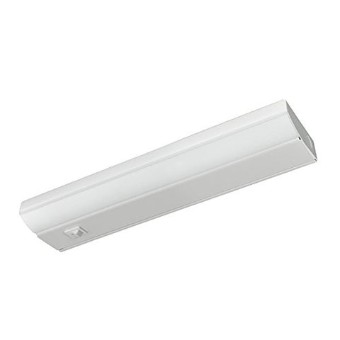 Ecolight 12-inch LED Direct Wire Dimmable Under Cabinet Light Bar