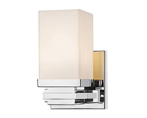 1 Light Wall Sconce 1916-1S-CH-LED - llightsdaddy - Z-Lite - Wall Sconces and Lamps