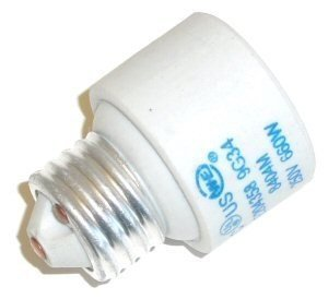 Westinghouse Lighting 2215000 Medium Base Socket Extender 250 Volt Angelo