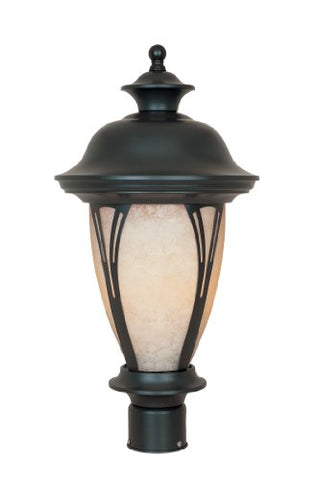 Designers Fountain 30536-AM-BZ Westchester Post Lanterns, Bronze - llightsdaddy - Designers Fountain - Post Lights