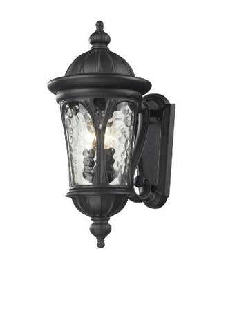 3 Light Outdoor Light 543M-BK