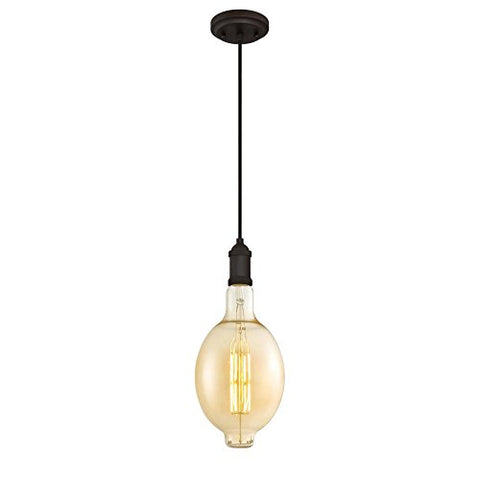 Westinghouse Lighting 6357300 Pendant, Oil Rubbed Bronze