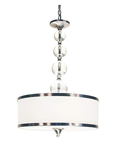 3 Light Pendant 308P-BN