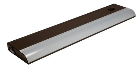 American Lighting LUC-16-DB LED Contrax Under Cabinet Light Fixture, Dimmable, 6-Watts, 16-1/2-Inch, Dark Bronze
