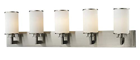 5 Light Vanity 412-5V - llightsdaddy - Z-Lite - Vanity Lights