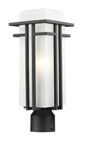 Outdoor Post Light 549PHM-BK-R