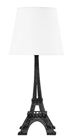 "Urban Shop Eiffel Tower Table Lamp, 14"" - llightsdaddy - Urban Shop - Table Lamp"