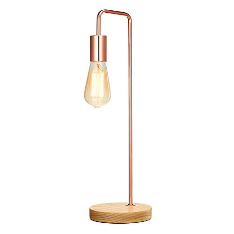 Home Luminaire 31686 Fontana Table Lamp, One size, Rose Gold
