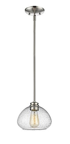 1 Light Mini Pendant 722MP-BN