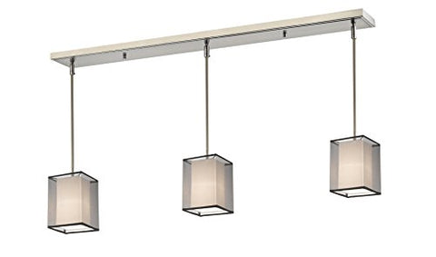3 Light Island/Billiard Light 193-6-3BK - llightsdaddy - Z-Lite - Pendant Lights