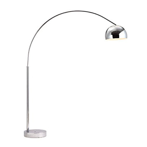 Zuo 50019 Galactic Floor Lamp, Chrome - llightsdaddy - Zuo - Lamps