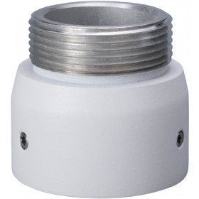 "Dahua PFA110 Metal connector, for 4"" mini PTZ wall /pendant mount, 59x53mm"