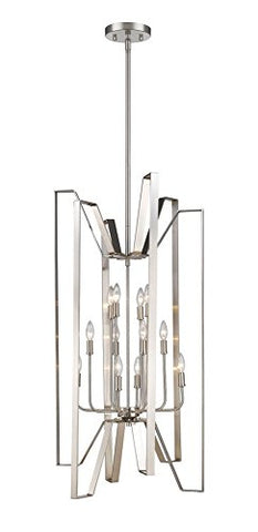 12 Light Pendant 4000-12BN - llightsdaddy - Z-Lite - Pendant Lights