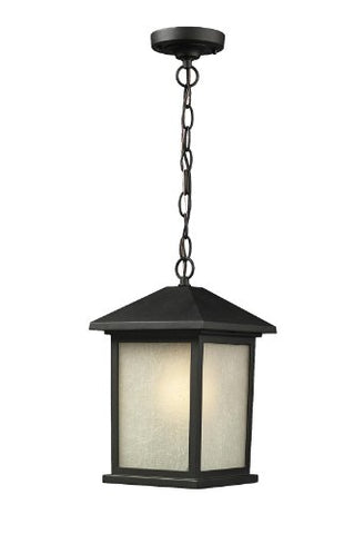 Outdoor Chain Light 507CHB-BK - llightsdaddy - Z-Lite - Outdoor Porch & Patio Lights