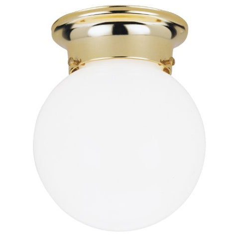 Westinghouse Lighting 6667700 One Light Ceiling Fixture