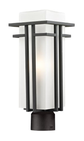 Outdoor Post Light 550PHM-ORBZ-R