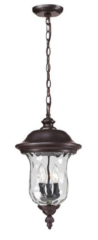Outdoor Chain Light 533CHB-RBRZ