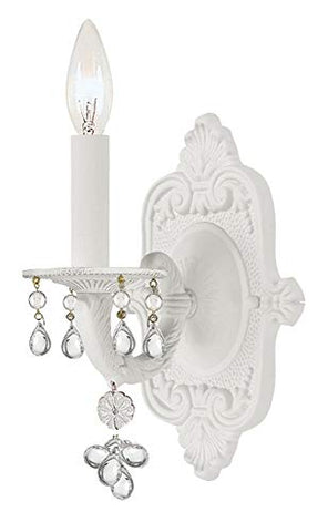crystorama-5201-ww-clear-crystal-accents-one-light-wall-sconce-from-paris-market-collection-in-whitefinish-6-00-inches