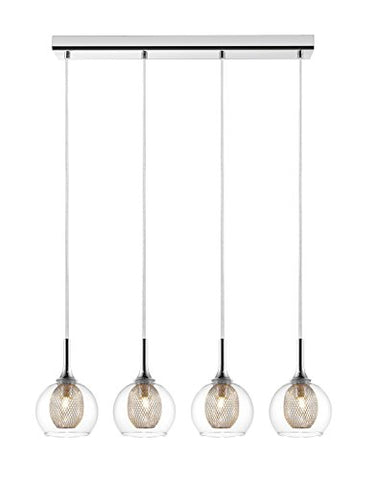 4 Light Island/Billiard 905-4 - llightsdaddy - Z-Lite - Pendant Lights