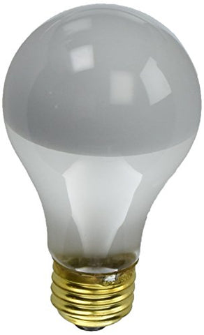 Halco Lighting Technologies A19FR60/SB PAR30FL10L/827/ECO/LED 101184 60W A19 FR SIL Bowl 130V Prism - llightsdaddy - Halco Lighting Technologies - LED Bulb