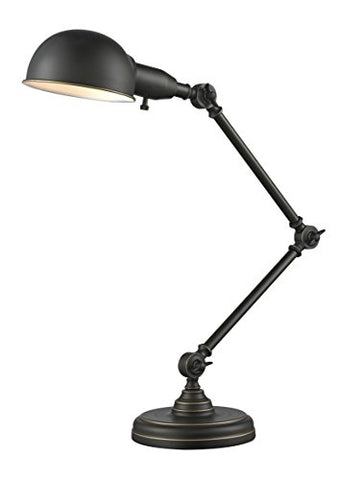 1 Light Table Lamp TL118-OB