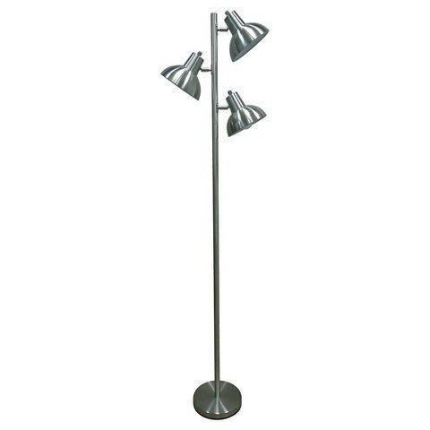 Tree Floor Lamp - Silver (Includes CFL Bulb) - Threshold - llightsdaddy - Tree - Floor Lamps