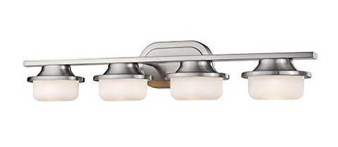 4 Light Vanity Light 1917-4V-BN-LED - llightsdaddy - Z-Lite - Vanity Lights