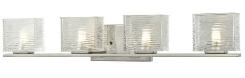 4 Light Vanity Light 3024-4V - llightsdaddy - Z-Lite - Vanity Lights