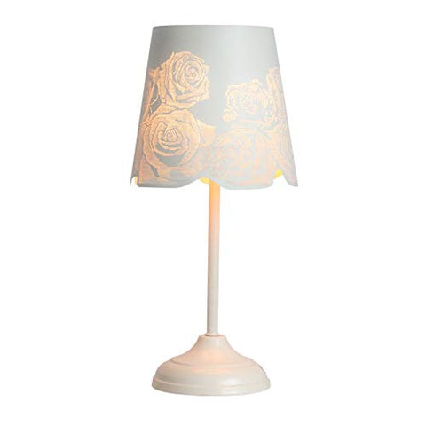 "Kanstar 15"" Table Lamp Desk Lamp Bed Lights With Rose Lamp Shade (1) - llightsdaddy - Kanstar - Table Lamp"