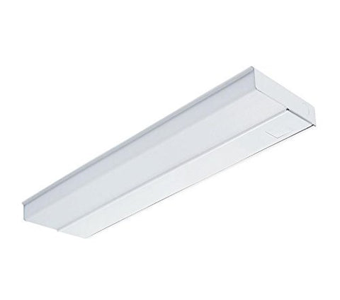 Lithonia Lighting UC 21E 120 M6 Fluorescent Undercabinet, White - llightsdaddy - Lithonia Lighting - Under-Cabinet Lights
