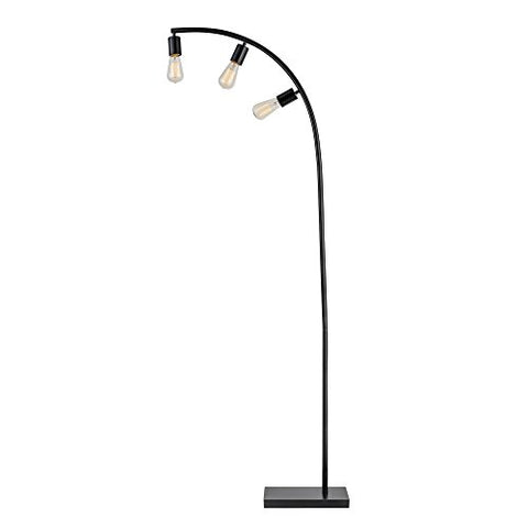 Globe Electric 12950 Floor Lamp, Oil Rubbed Bronze - llightsdaddy - Globe Electric - Lamp Shades