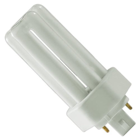 GE 97625 - F18TBX/830/A/ECO - 18 Watt Triple Tube Compact Fluorescent Light Bulb, 3000K