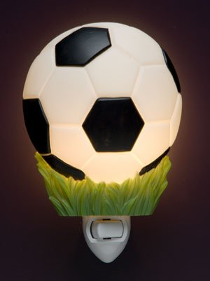 Ibis & Orchid Soccer Night Light #50079 - llightsdaddy - Ibis & Orchid - Night Lights