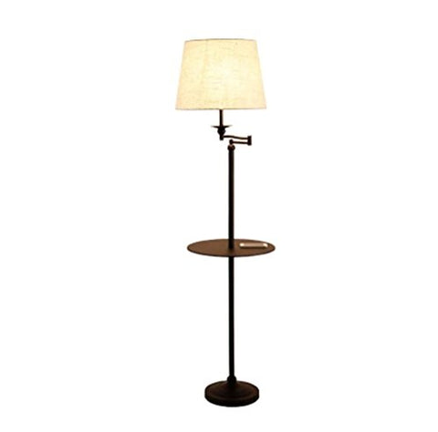 Floor light Floor lamp/simple living room study bedroom floor lamp/vertical set tray tray table lamp lights bedside lamps - llightsdaddy - FAFZ - Table Lamp