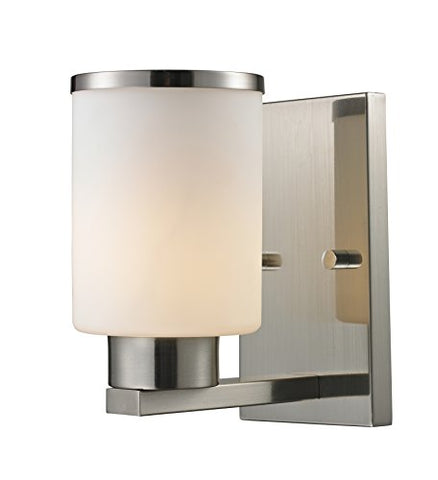1 Light Vanity 706-1S-BN - llightsdaddy - Z-Lite - Vanity Lights