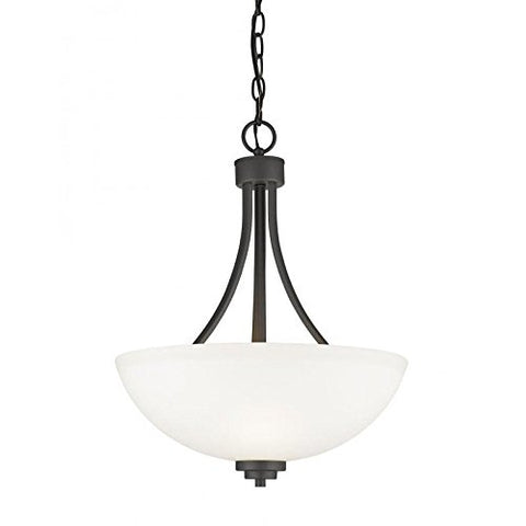 3 Light Pendant 443P-BRZ