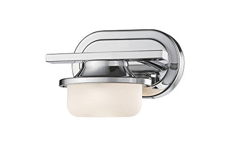 1 Light Wall Sconce 1917-1S-CH-LED