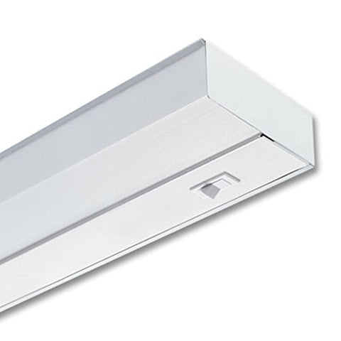 Lithonia Lighting UC 12E 120 SWR M6 1-Light 8W T5 Fluorescent Under Cabinet Light, 12-Inch