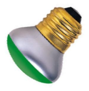 Bulbrite 40R14G Medium Base, 120V 40-Watt Incandescent R14 Reflector Light Bulb, Green - llightsdaddy - Bulbrite - Wall Plates