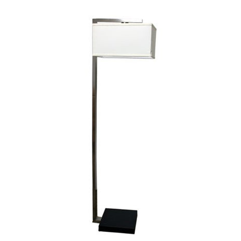 "SH Lighting 6336F Contemporary Hanging Shade Floor Lamp, 62""H - llightsdaddy - SH Lighting - Outdoor Floor Lamps"
