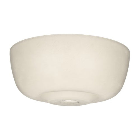 Casablanca 99059 Transitional Glass Bowl for 99023, Cased White - llightsdaddy - Casablanca - Fixture Replacement Globes & Shades