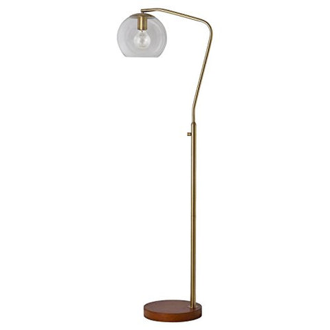 Menlo Collection Floor Lamp - llightsdaddy - Threshold - Lamp Shades