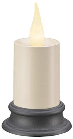 Xodus Innovations FPC1610A Affinity Battery Operated Flameless 3 inch Votive Candle with 3D White Flame, - llightsdaddy - Xodus Innovation - Flameless Candles
