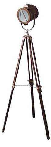 AVION ART DECO TRIPOD FLOOR LAMP - llightsdaddy - AVION INNOVATIVE PRODUCTS - Lamp Shades
