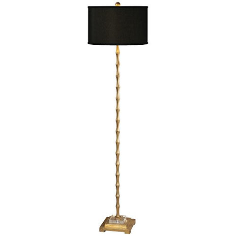 Uttermost 28598-1 Quindici Metal Bamboo Floor Lamp  Uttermost Lamp Shades llightsdaddy.myshopify.com lightsdaddy